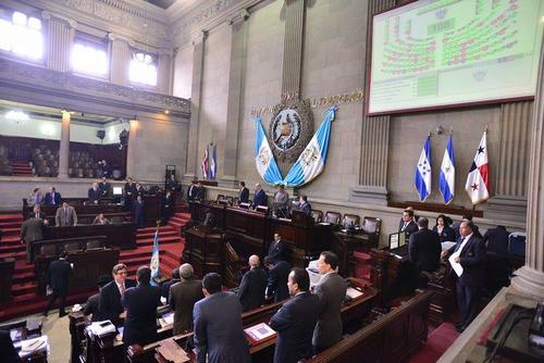 El Congreso discutirá la elección del nuevo magistrado de la CC (Foto: Wilder López/Soy502)