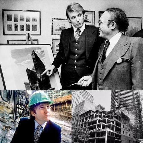 La Torre Trump es el centro del imperio empresarial del presidente de Estados Unidos. (Foto: Infobae)