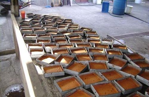 La fabricación de quesadillas es una de las principales actividades económicas.  (Foto: Gobernación Departamental)