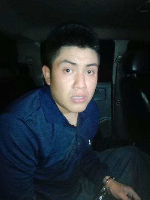 Alvin Darío Ixtaquic Morales, de 19 años, recién había salido del correccional Etapa II. (Foto: PNC)