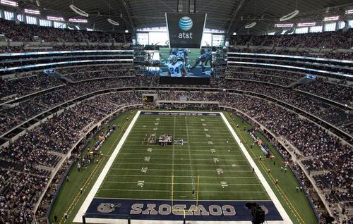 Los Dallas Cowboys jugan en el AT&T Stadium y pertenecen a la División Este de la Conferencia Nacional. (Foto: wikipedia.org)