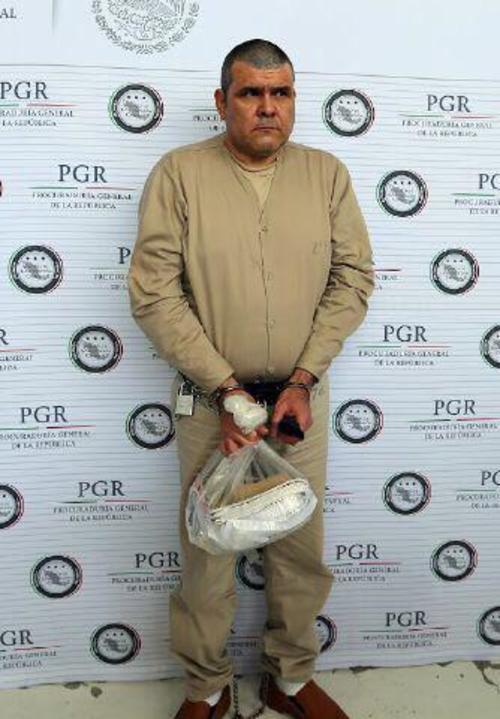 """El mexicano, Jorge Costilla  alias """"Coss""""  fue extraditado a Estados Unidos bajo cargos de narcotráfico. (Carlos Loret de Mola)"""