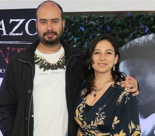 Cristina Gallego, productora de la cinta y esposa del director Ciro Guerra.