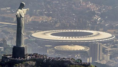 Río de Janeiro aguarda por los primeros Juegos Olímpicos en latinoamérica. (Foto: Twitter)