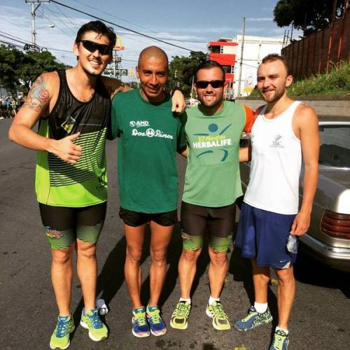 Amado es reconocido en Costa Rica por sus triunfos en las carreras de aquel país. (Foto: Twitter)