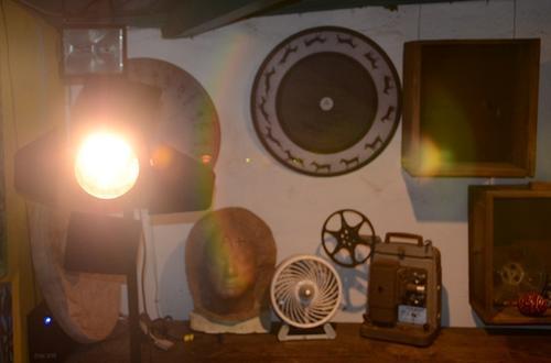 Cada rincón cuenta interesantes historias del cine en el país. (Foto: Selene Mejía/Soy502)