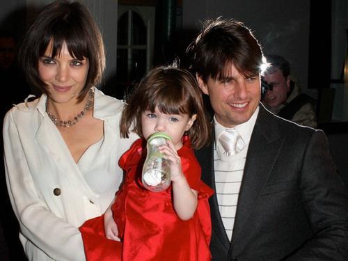 Tome Cruise y Katie Holmes se divorciaron en 2012.