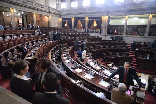 A partir de 2020 habrá 160 diputados en Guatemala. (Foto: Archivo/Soy502)