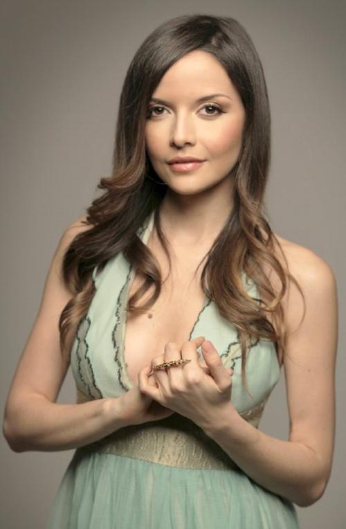 """La guatemalteca participará en la comedia romántica de Hallmark Channel """"Lucky in love"""". (Foto: IMDb)"""