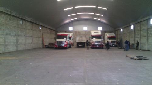 Algunos de las propiedades que administrará la Senabed son vehículos de transporte de carga. (Foto Mingob)