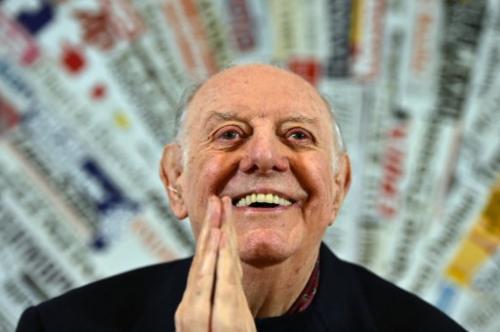 Italia está de luto tras la muerte de Dario Fo, el Premio Nobel de Literatura de 1997. (Foto: AFP)