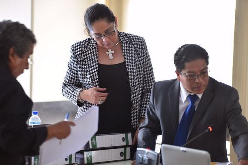 Jisela Reinoso está actualmente suspendida como jueza. (Foto: Jesús Alfonso/Soy502)