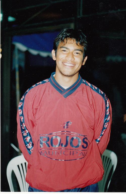 Carlos Ruiz inició en el fútbol junto a Municipal y siempre dijo que se retiraría vestido de rojo. (Foto: Nuestro Diario)