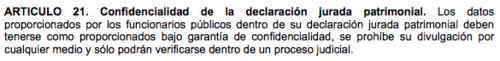 La declaración patrimonial es confidencial, según la ley vigente. (Foto: José Miguel Castañeda/Soy502)