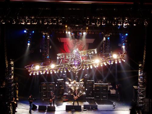 El espectáculo de Motorhead era algo increíble. (Foto: iMotorhead.com)