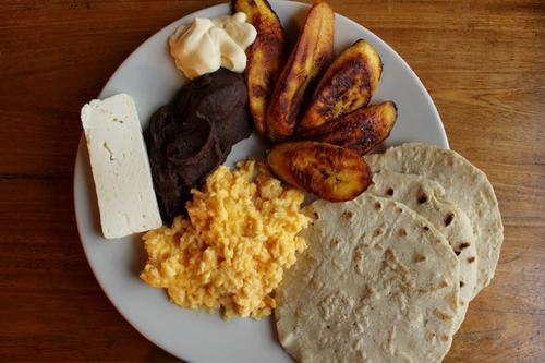 El tradicional desayuno de Guatemala. (Foto: blogspot)