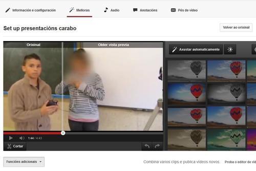 La opción está disponible para todos los videos, tanto los nuevos que subamos como los que ya teníamos en nuestro canal. (Foto: Youtube.com)