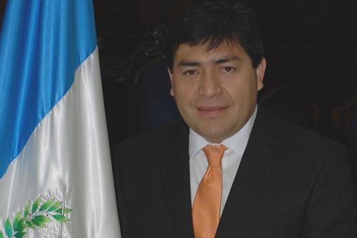 Estuardo López Soto, del Partido Patriota, fue diputado hasta el 11 de noviembre de 2013 cuando el TSE le retiró la curul. (Foto: Archivo/Soy502)