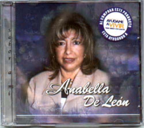 Uno de los primeros discos de Anabella de León.