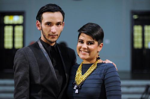 Cristina Reyna y Edgar Navarro son los genios detrás de la marca.