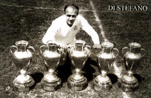 El jugador cambió la historia del Real Madrid