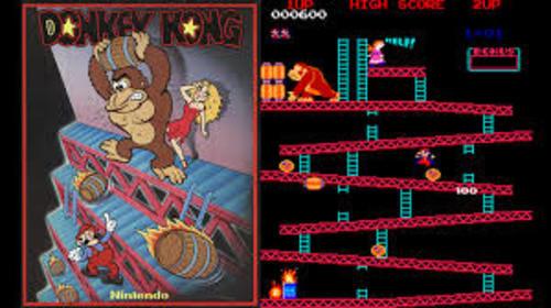 """Mario ya había tenido espacio en el juego de Donkey Kong desde 1981, donde era conocido como """"Jump man"""" (Foto: gamechampz.com.br)"""
