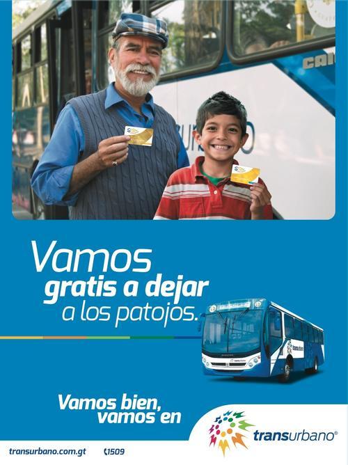 En el caso del Transurbano, se suspendería la tarjeta dorada que permite viajar gratis a los adultos mayores. (Foto Transurbano)