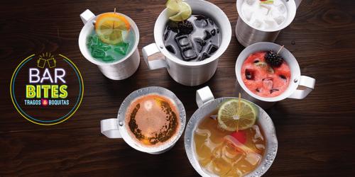 20 opciones de distintos tragos servidos en jarras para acompañar tus platillos. (Foto: cortesía de Skillets)