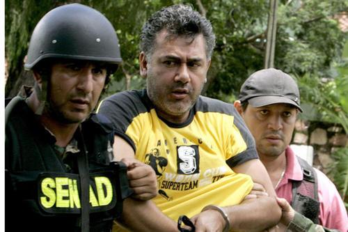 El brasileño Jarvis Chimenes Pavao fue capturado en 2009. (Foto: Emol)