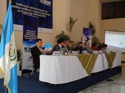 Representantes de las instituciones que conforman el Mirador Electoral expusieron los posibles escenarios en las votaciones.