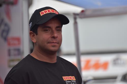 Es la ocasión número 12 en la que Francisco Arredondo participa en el Rally Dakar.