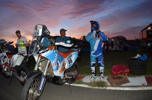 Arredondo se encuentra en la posición 59 de la general; previo a iniciar la segunda semana de competencia. (Foto: Francisco Arredondo)