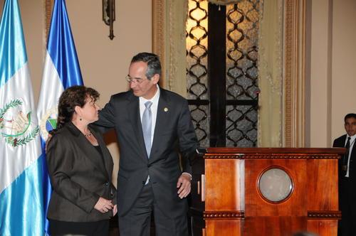 Claudia Paz y Paz fue juramentada el 9 de diciembre de 2010. Ella argumenta que fue nombrada para cuatro años, que ese nombramiento sigue vigente y nunca fue impugnado. (Foto: Nuestro Diario).