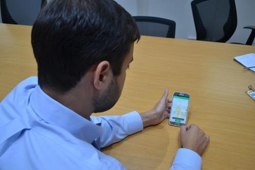 Con Ciklo y la nueva plataforma podrás realizar tu pago en efectivo o con tarjeta de crédito. (Foto: Wendy del Cid/Soy502)