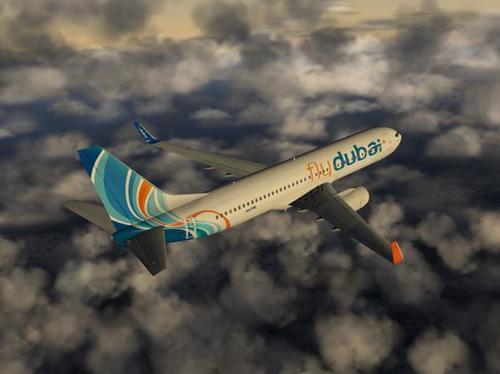 Una nave de la aerolínea Fly Dubai se estrelló cerca de la ciudad de Rostov del Don cuando intentaba aterrizar. (Foto La Capital)