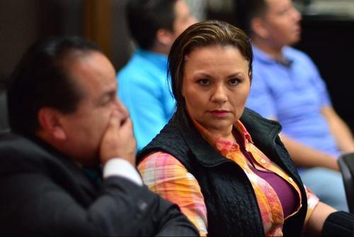 La esposa de Rizzo también enfrenta proceso penal.