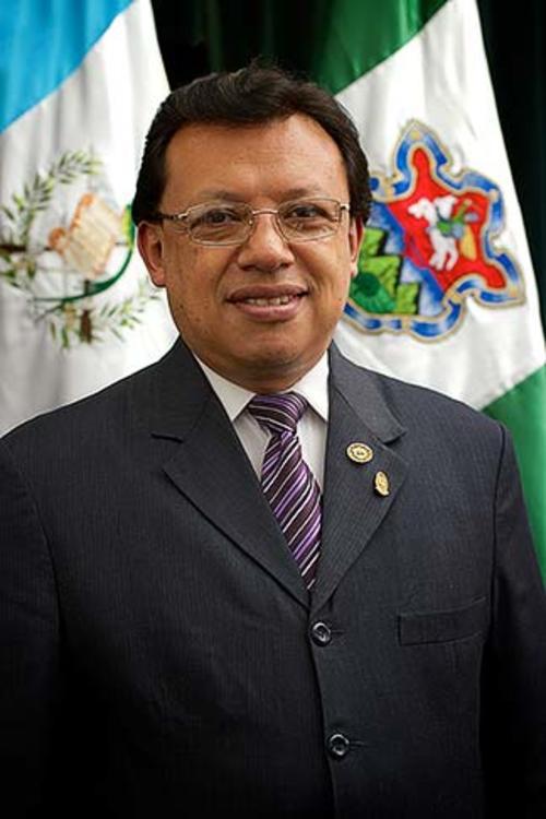 Edgar Ruiz tomó el mando de la municipalidad de Antigua tras la captura de Adolfo Vivar, señalado de actos de corrupción en la comuna colonial. (Foto: Municipalidad de Antigua)