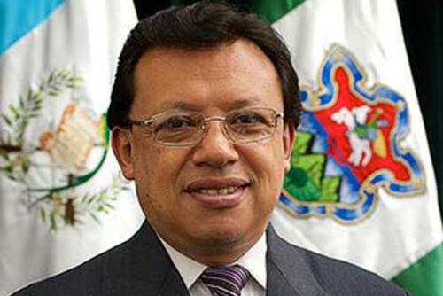 Edgar Ruiz, ex alcalde de Antigua Guatemala, fue arrestado sindicado de colaborar con Adolfo Vivar, exjefe edil quien fue enviado a juicio. (Foto: Archivo/Soy502)