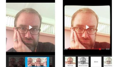 Puedes elegir el principio y el final de tu video, pero no podrás editar pedazos que se encuentran en medio de tu línea de tiempo. (Foto: cnet.com)