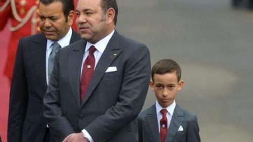 El pequeño Moulay es el heredero del trono de Marruecos como sucesor de Mohamed VI. (Foto: Vanitatis)