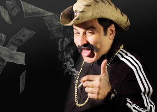 """""""El Fantasma"""", contrató en alguna ocasión a """"El cabo"""", un personaje de la serie de televisión El cártel de los sapos. (Foto: las2orillas.co)"""