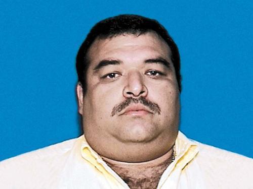 """Jorge Mario """"El Gordo"""" Paredes cumple una condena de 31 años de prisión en Estados Unidos, por tráfico de drogas. (Foto: laprensa.hn)"""