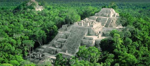 La pirámide de la Danta es una verdadera obra maestra de la civilización maya. (Foto: PeriódicoEl Mirador)
