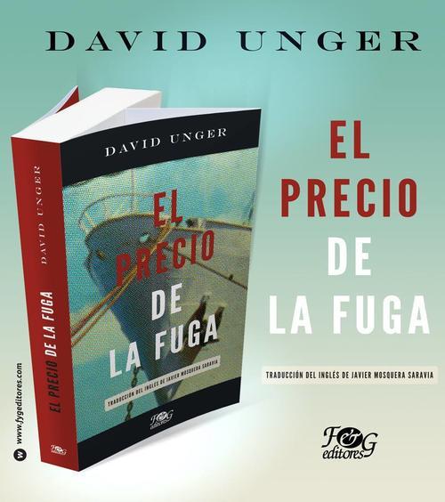"""""""El precio de la fuga"""" está disponible en la librería Sophos, ubicada en el centro comercial Fontabella, zona 10. (Foto: F&G Editores)"""