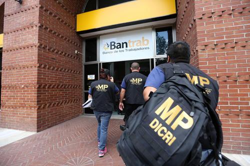 La Fiscalía embargó las acciones de DHK Finance Inc., desde el 8 de abril. (Foto: Alejandro Balán/Soy502)
