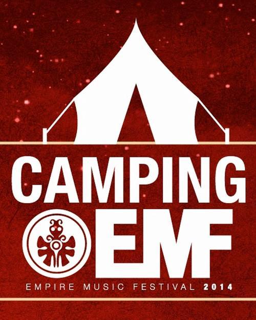 Podrás acampar luego del show en un área aledaña. (Foto: facebook/Empire Musica Festival)