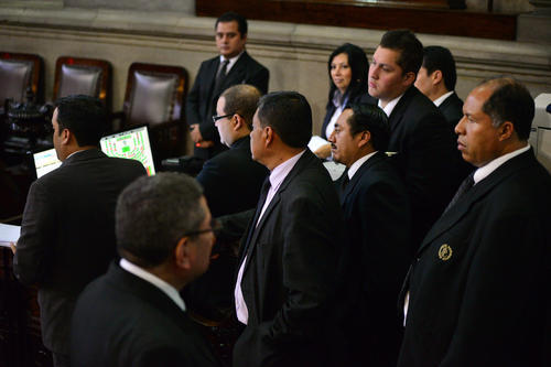 Luego del desfalco de Q.82.8 millones el Congreso destinó sus ahorros para el pago del pasivo laboral de sus empleados. (Foto: Archivo/Soy502)