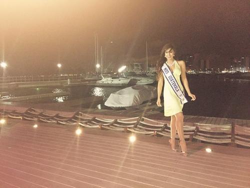 La singular actitud y belleza de la guatemalteco le valió la codiciada corona. (Foto: Miss Guatemala)