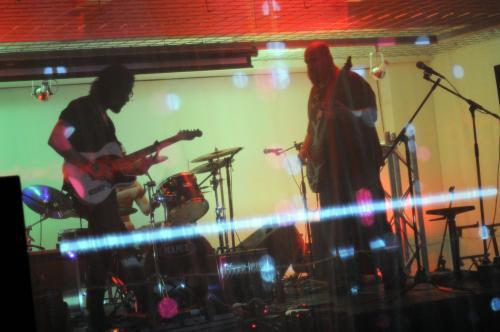 Dr. Tripass fue una de las bandas que expuso su propuesta rockera en el Festival Eucalipto 2013.