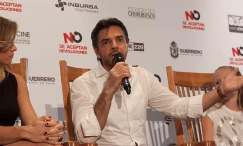 Eugenio Derbez habla sobre la donación que dará a los damnificados